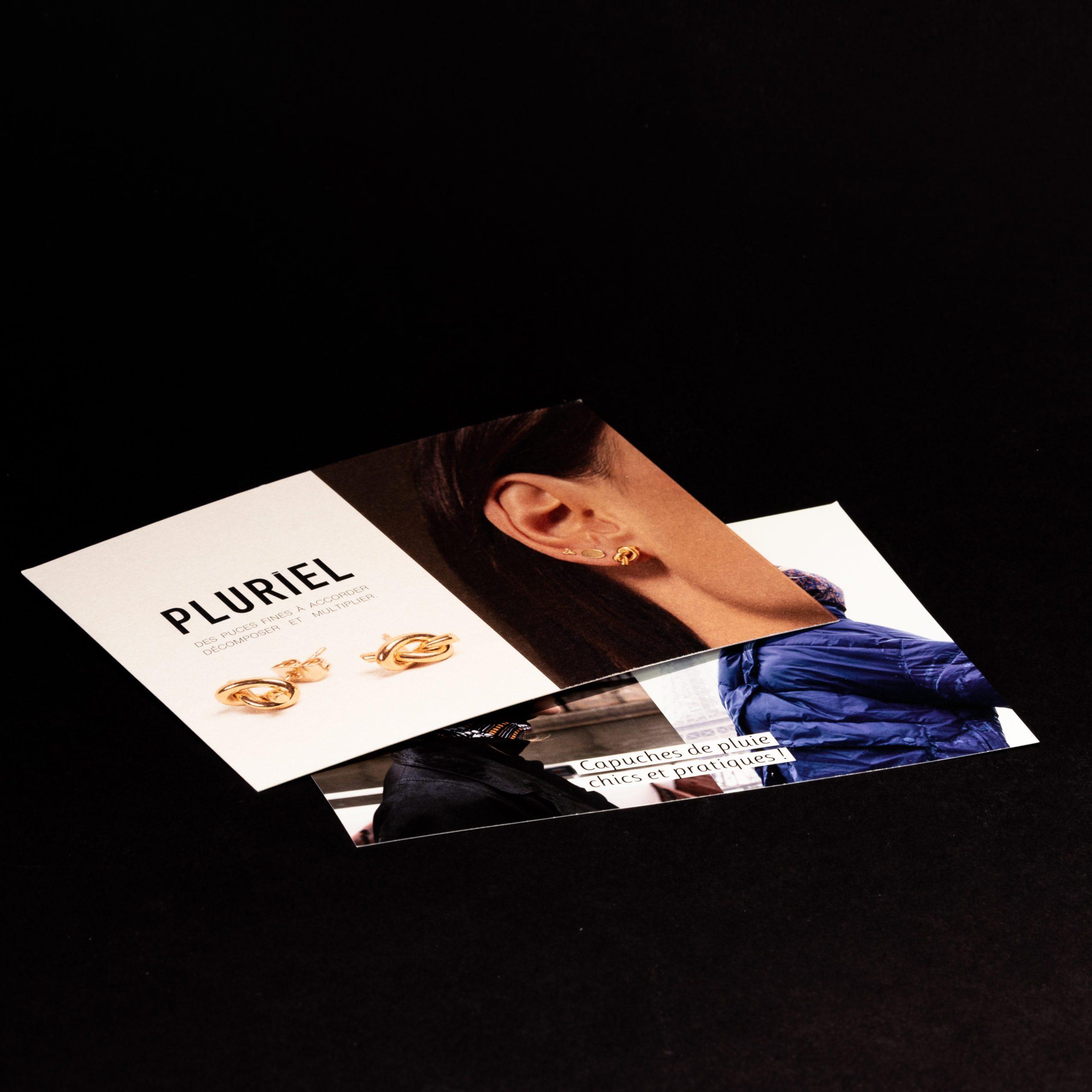 Impression cartes postales A6